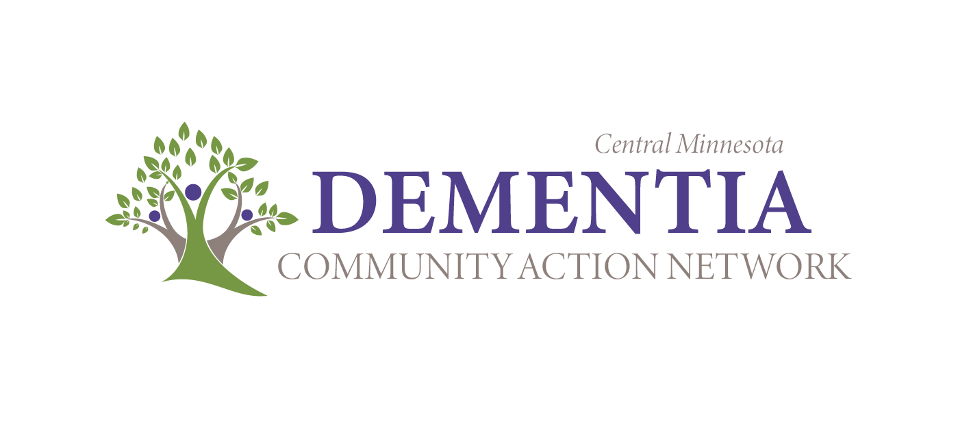 Central MN Dementia Community Action Network logo