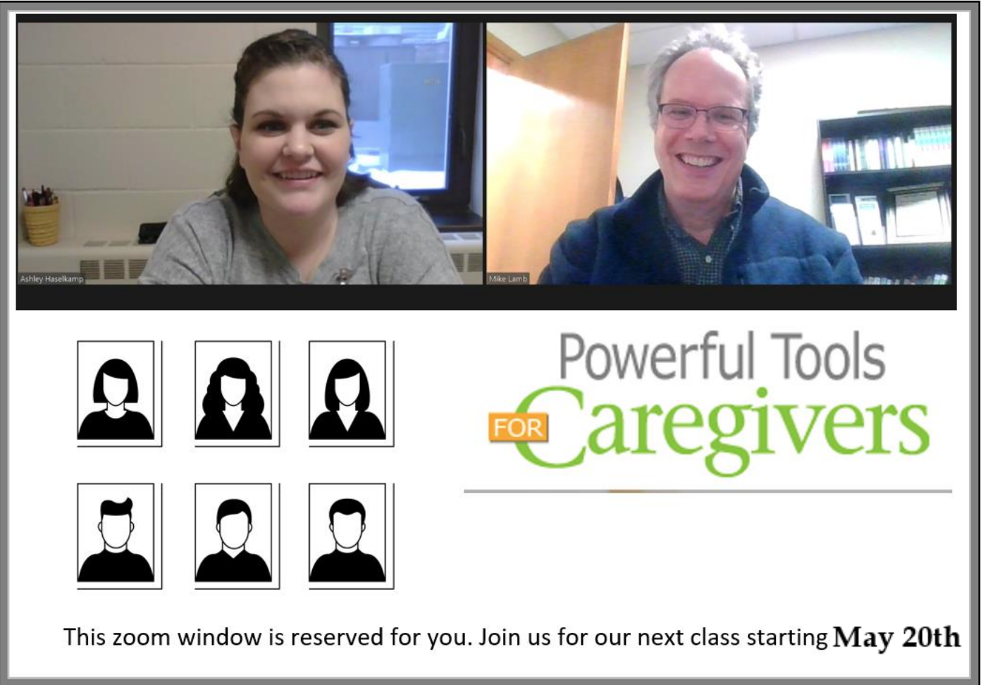 Powerful Tools for Caregiver graphic